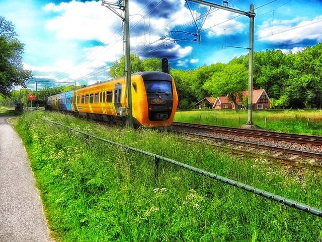 RIVM: Verdubbeling trillingshinder door reizigerstreinen
